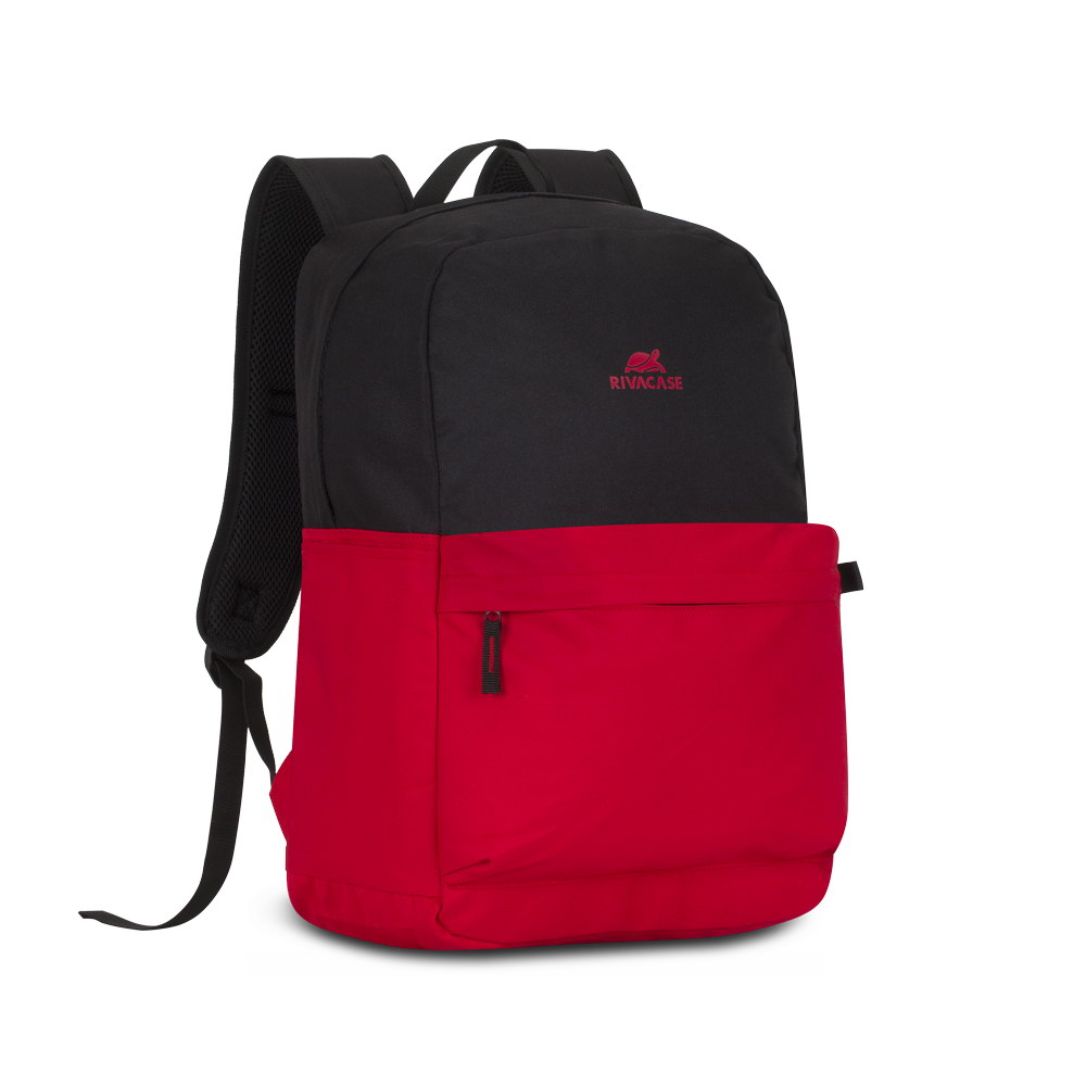 5560 black/pure red 20L Laptop backpack 15.6