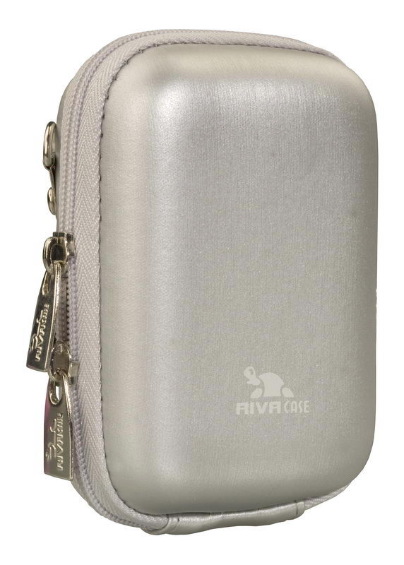 7023 (PU) Digital Case silver