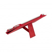 3204 red kick-stand tablet folio 8