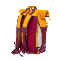 5321 burgundy red 25L Laptop backpack 15.6