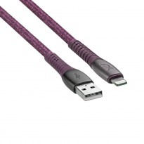 PS6101 RD12 RU MFi Lightning cable, 1.2m red