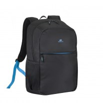 8069 black Full size Laptop backpack 17.3