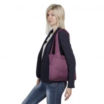 8291 purple Laptop bag 15,6